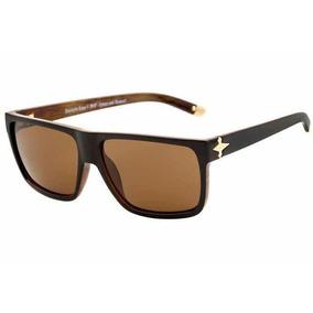 4a2678c05807e Evoke Famiglia Capo V - Óculos De Sol B07 Black   Wood Brown