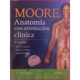 Libro Anatomía Moore