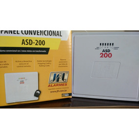 Central De Alarme Asd-200 Jfl