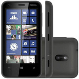 Smartphone Nokia Lumia 620 Tela 3.8