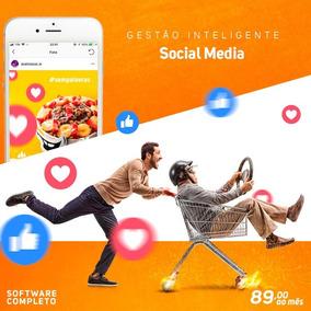 Sistema De Gestão Marketing Digital Social Media