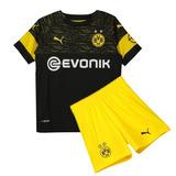 Uniforme Do Borussia Dortmund Infantil - Futebol no Mercado Livre Brasil f84cc1cc61038