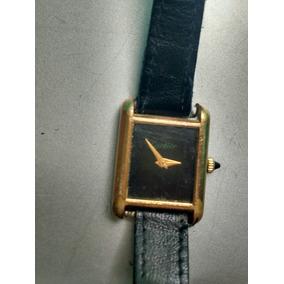 43b47837a63 Relógio Cartier Tank Française - Antiguidades no Mercado Livre Brasil