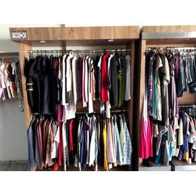 696d54574fa Kit 30 Peças Roupas De Brecho Bazar Usadas Otimo Estado
