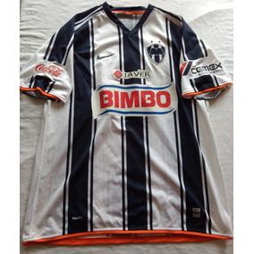 Rayados Monterrey 2 Estrellas Playera en Mercado Libre México 6115ea0456a0b