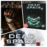 Dead Space Trilogy 1+2+3 Ultimate Edition Ps3 Digital