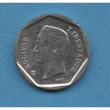 Excelente Moneda De Colección 20 Bolívares Año 2000
