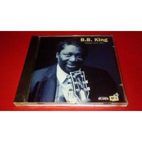 B.b King Kansas City, 1992 - Mestres Do Blues Nº1