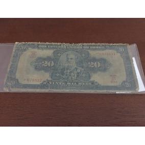 Cédula De 20 Mil Réis De 1942