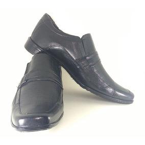 Sapato Score Masculino Couro