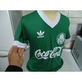 Camisa Do Palmeiras Retro Anos 80/91