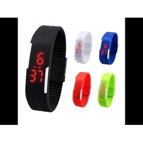 2cbbc8c687b Relogio Quartz Led Digital - Relógios no Mercado Livre Brasil
