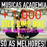 Músicas Para Academia - +1000 Músicas Step Jump Bike Zumba