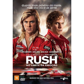 Poster Original Do Filme Rush No Limite Da Emoção