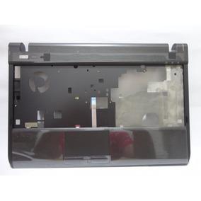 Top Case Tampa Carcaça Frontal Touchpad Sony Vaio Vpcs Cs
