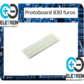 Protoboard 830 Furos