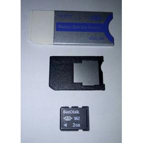 Memoria Stick Duo 2gb