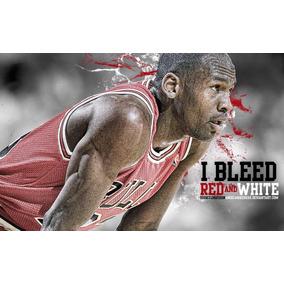 Uniformes De Chicago Bulls - Decoración para el Hogar en Mercado ... eeb0a4dc462