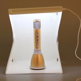 Softbox - Kit De Iluminação - Mini Estúdio De Fotografia