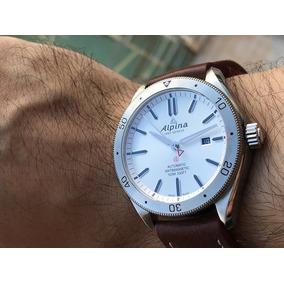 Relógio Alpina Alpiner 4 Automatic Antimagnetic