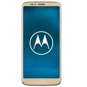 Celular Libre Motorola Moto E5 Plus Dorado