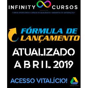 Fórmula De Lançamento Erico Rocha Abril 2019 + Brindes