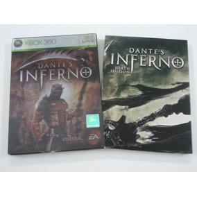 Dantes Inferno Death Edition Xbox 360 Original Mídia Física