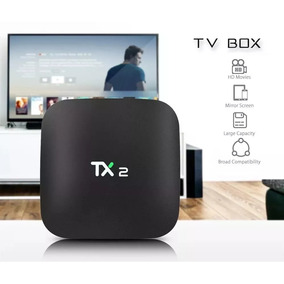 Smart Tv Box Tx2 2gb Ram 16gb Wifi Bluetooth 4.0 Android 7.1