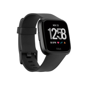 Smartwatch Fitbit Versa Negro (sin Nfc)