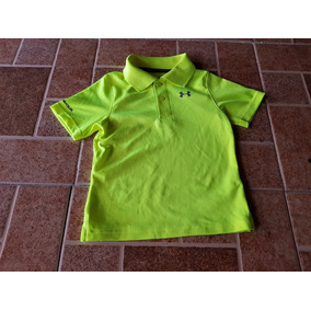 Playera Polo Under Armour 2 Años
