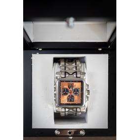 da7954ea059 Relógio Oakley Time Tank Minute Machine Na Caixa Original