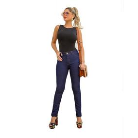 d45a6472aa Calca Jeans Cintura Alta Bad Cat Calcas Tamanho 52 - Calças Feminino ...