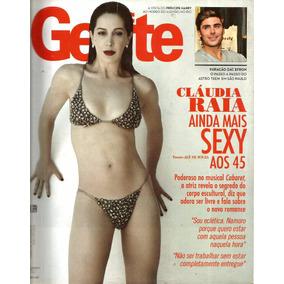 Revista Isto É Gente 652/12 - Claudia Raia - Elis - Grazy