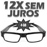 Oculos Espiao Câmera Escondida A Prova D Agua. no Mercado Livre Brasil a5e0f08b5d
