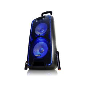 Parlante Portatil Bluetooth Recargable Usb Panacom Sp1775xl