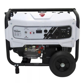 Generador Electrico Ducati Dgr7000es 4 T 6.5kw 110v/220v