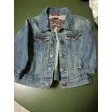 Jacket De Mezclilla De Niño Oshkosh