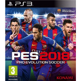 Pes 2018 Pro Evolution Soccer Formato Digital Ps3 Latino