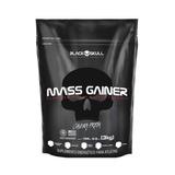 Mass Gainer Refil 3kg Black Skull Hipercalorico Suplemento