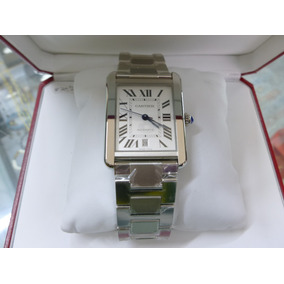 Reloj Cartier Tank Solo Caballero