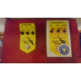 Pedal Visual Sound Overdrive