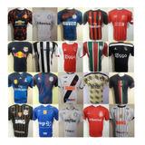10 Camisetas De Times De Futebol Nacional Europeu Seleções