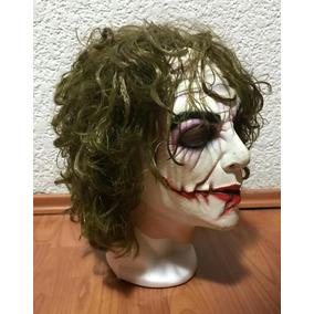 Máscara Payaso Zombie Disfraz Halloween Día De Muertos 0fb7df66a110