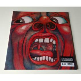 Lp King Crimson In The Court Of The Crimson King 200g Lizard