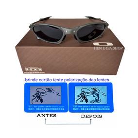 f38224aa8910e Oakley Penny Preto - Óculos De Sol Oakley Com lente polarizada no ...