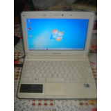 Netbook Samsung N210 C/cargador Impecable Estado Y Funcionam