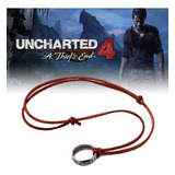 2 Collares Ring Uncharted 4 Drake