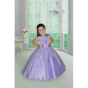 20f7c525b Vestidos De Presentacion De 3 Años De Princesa en Mercado Libre México