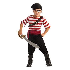 Disfraz Niño Pirata Halloween