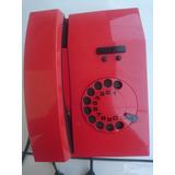 Telefono Antiguo Retro Marca Indetel Modelo Unitel